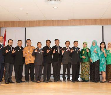 Pengukuhan FPPTI 2018